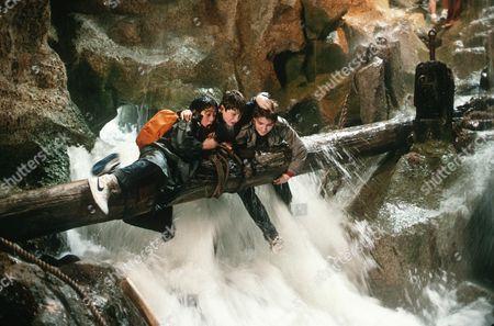Ke Huy Quan, Sean Astin, Corey Feldman