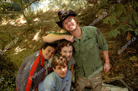 Troy Gentile, David Dorfman, Nate Hartley, Owen Wilson