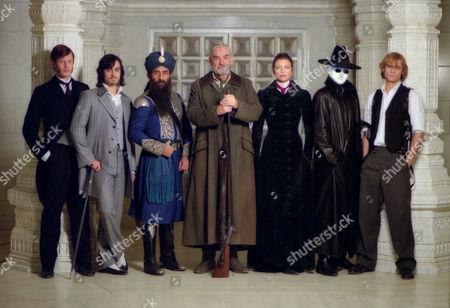 Jason Flemyng, Stuart Townsend, Naseeruddin Shah, Sean Connery, Peta Wilson, Tony Curran, Shane West