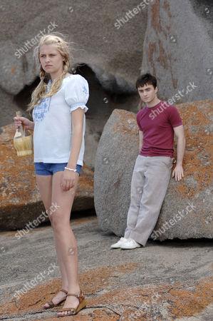 Daniel Radcliffe, Teresa Palmer