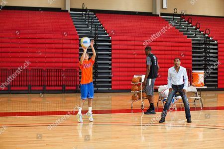 Taylor Gray, Kevin Durant, Brandon T. Jackson