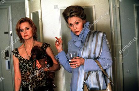 Swoozie Kurtz, Faye Dunaway