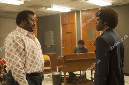Craig Robinson, Chadwick Boseman