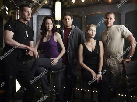 Editorial photo of Sgu Stargate Universe - 2009