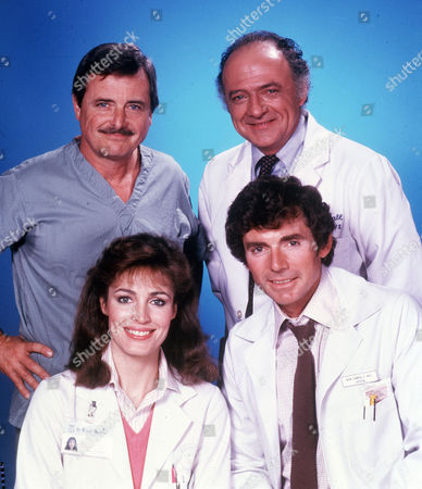 Stock Picture of William Daniels, Ed Flanders, Cynthia Sikes, David Birney