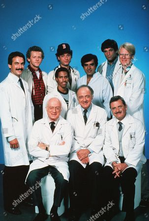 Mark Harmon, David Morse, Howie Mandel, Terence Knox, Ed Begley Jr, Norman Lloyd, Ed Flanders, William Daniels