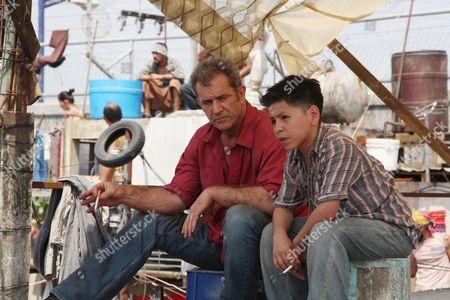 Mel Gibson, Kevin Hernandez