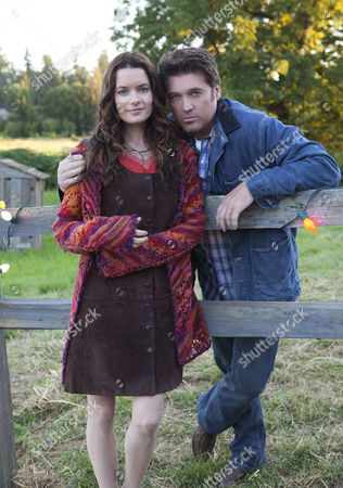 Stock Photo of Gina Holden, Billy Ray Cyrus