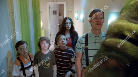 Jake Short, Trevor Gagnon, Jimmy Bennett, Kat Dennings, William H. Macy