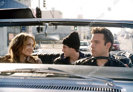Jennifer Lopez, Justin Bartha, Ben Affleck