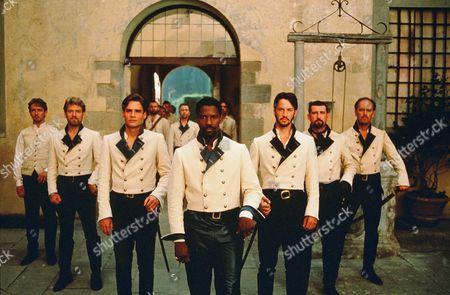 Alex Lowe, Kenneth Branagh, Robert Sean Leonard, Denzel Washington, Keanu Reeves, Gerard Horan, Chris Barnes
