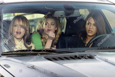 Leila Arcieri, Brooke D'Orsay, Nicole Parker