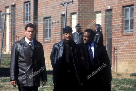 Dominic West, Larry Gilliard Jr, Wendell Pierce