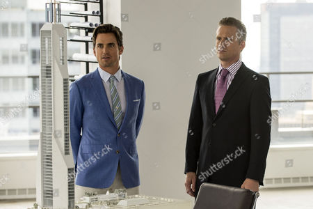 Matthew Bomer, Reed Diamond