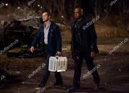 Jude Law, Forest Whitaker