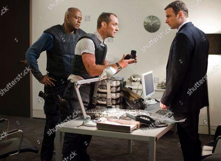 Forest Whitaker, Jude Law, Liev Schreiber
