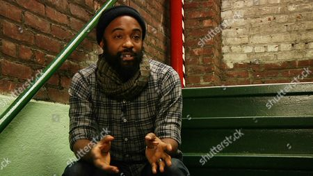 Stock Image of Bradford Young