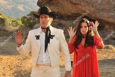 Will Ferrell, Genesis Rodriguez