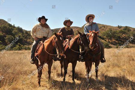 Adrian Martinez, Efren Ramirez, Will Ferrell