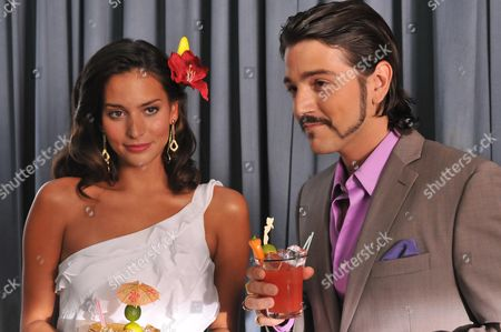 Genesis Rodriguez, Diego Luna
