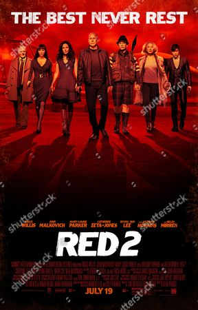 Anthony Hopkins, Catherine Zeta-Jones, Mary-Louise Parker, Bruce Willis, John Malkovich, Helen Mirren, Byung-Hun Lee