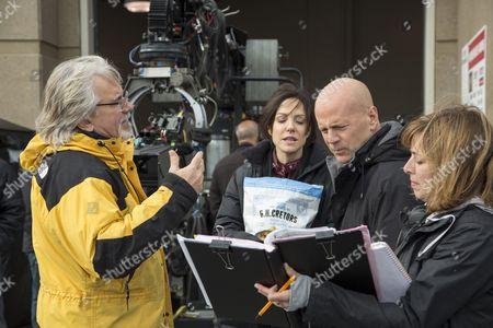 Dean Parisot, Mary-Louise Parker, Bruce Willis