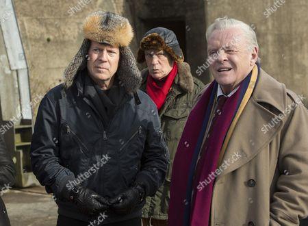 Bruce Willis, John Malkovich, Anthony Hopkins
