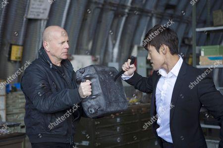 Bruce Willis, Byung-Hun Lee
