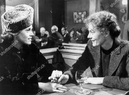 Jane Fonda, Vanessa Redgrave