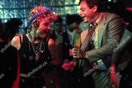 Madonna, Mark Blum
