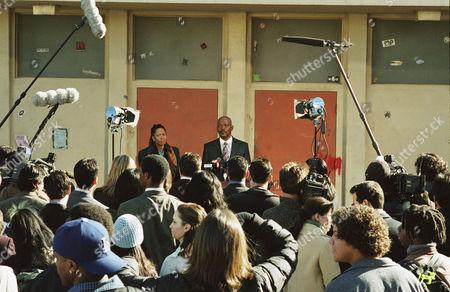 Editorial photo of Coach Carter - 2004