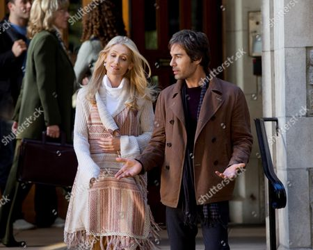 Stock Picture of Kelly Rowan, Eric McCormack