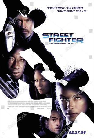 Street Fighter - The Legend Of Chun-Li (2009)