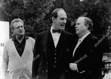 Ned Beatty, Paxton Whitehead, Rodney Dangerfield