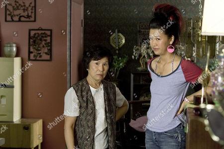 June Kyoko Lu, Cindy Cheung
