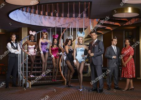 Editorial picture of The Playboy Club - 2011