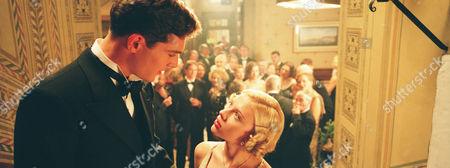 Mark Umbers, Scarlett Johansson
