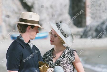 Stephen Campbell Moore, Scarlett Johansson