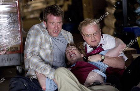 Thomas Jane, Chris Owen, Toby Jones