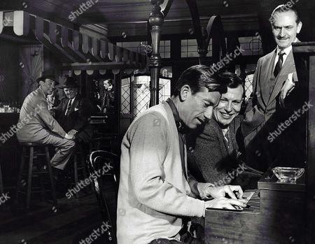Hoagy Carmichael, Harold Russell, Fredric March
