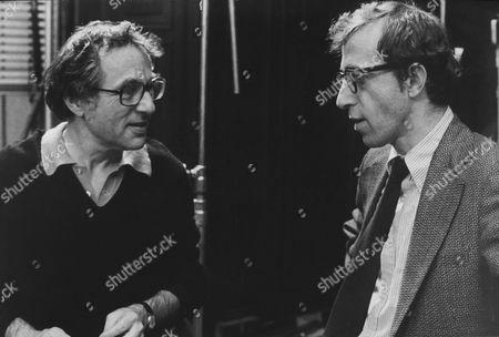 Walter Bernstein, Woody Allen