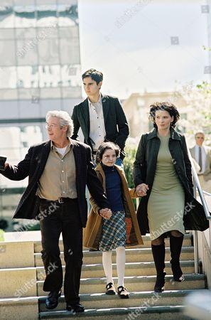 Richard Gere, Max Minghella, Flora Cross, Juliette Binoche