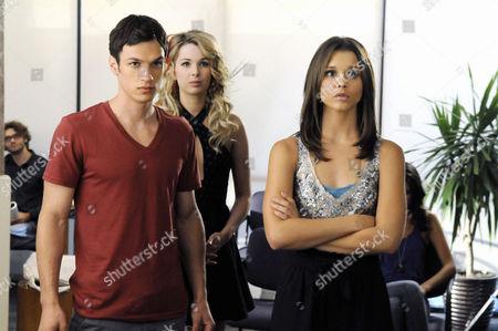Christian Alexander, Kirsten Prout, Alexandra Chando