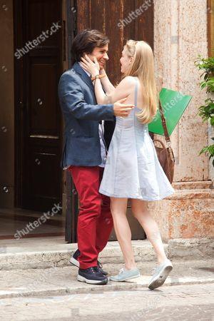 Gael Garcia Bernal, Amanda Seyfried