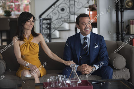 Perrey Reeves, Jeremy Piven