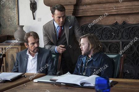 Billy Bob Thornton, Jeremy Piven, Haley Joel Osment