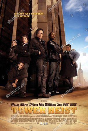Casey Affleck, Michael Pena, Matthew Broderick, Ben Stiller, Eddie Murphy, Gabourey Gabby Sidibe