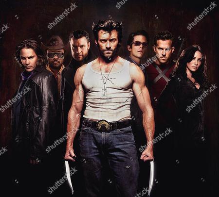 Editorial image of X-Men Origins - Wolverine - 2009