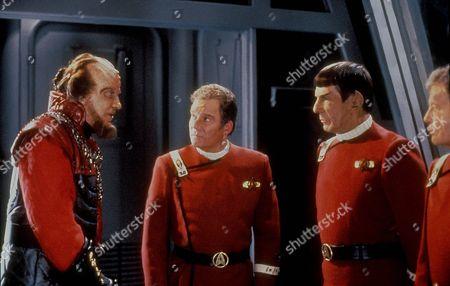 David Warner, William Shatner, Leonard Nimoy, Deforest Kelley