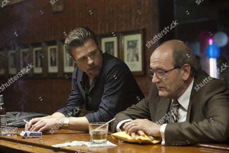 Brad Pitt, Richard Jenkins